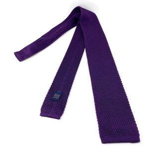 Brooks Brothers Men's Textured All Silk Knit Tie
